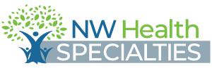 Northwest Health Specialties Naturopath Acupuncture Natural Medicine Cupping Logo